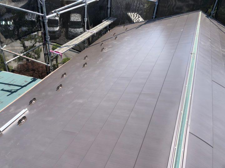 屋根葺き替え⑨