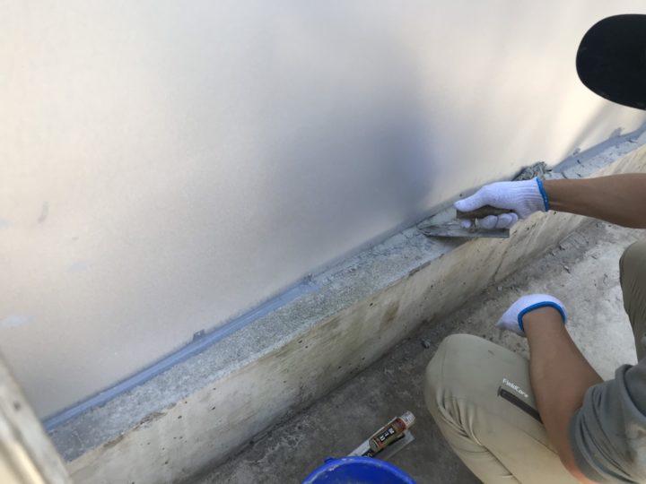 外壁修繕⑦