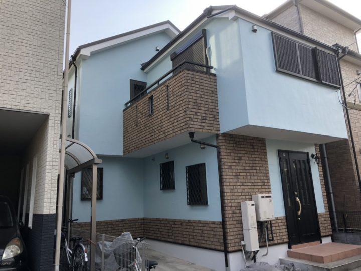 【 Luxst 施工事例 】 K様邸 外壁塗装・屋根重ね葺き工事