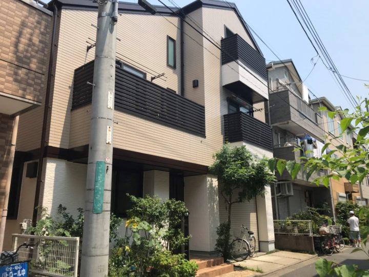 【 Luxst施工事例 】外壁塗装・T様邸