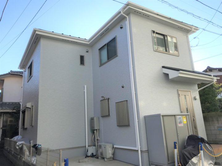 【 Luxst施工事例 】外壁塗装・M様邸