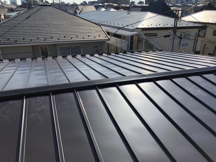 屋根葺き替え工事⑨