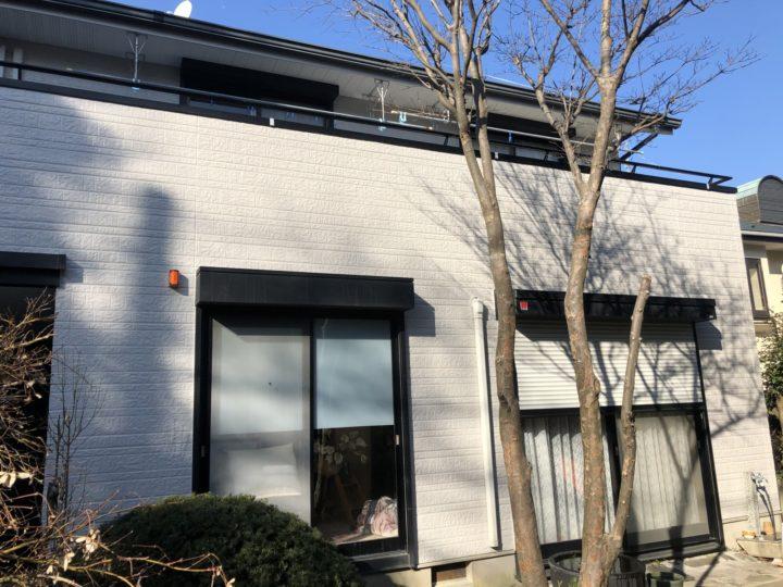 【 市川市 】外壁塗装・K様邸