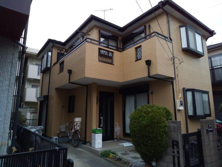 【 鎌ケ谷市 】外壁塗装・Y様邸