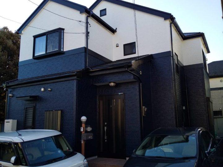 【 松戸市 】外壁塗装・M様邸