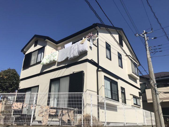 【 松戸市】外壁塗装・M様邸