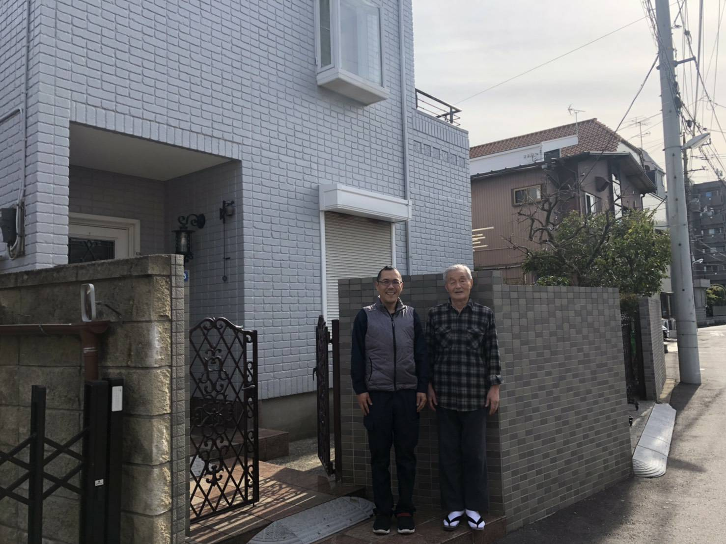 【 ラクスト/お客様の声 】外壁塗装・T様邸