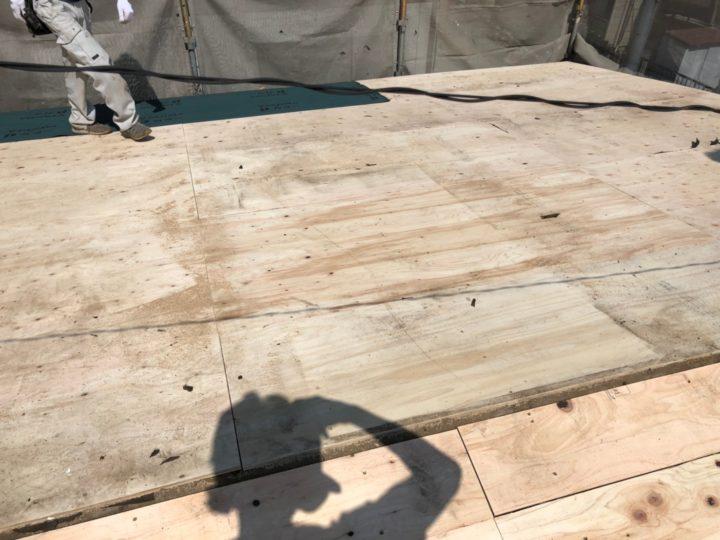 屋根リフォーム工事②
