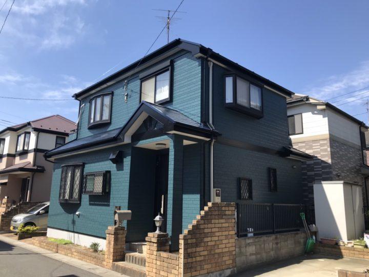 【松戸市】外壁塗装・Y様邸