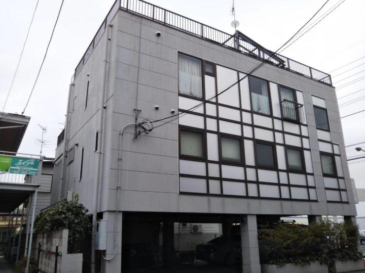 【松戸市】ガラスパネル工事・M社様