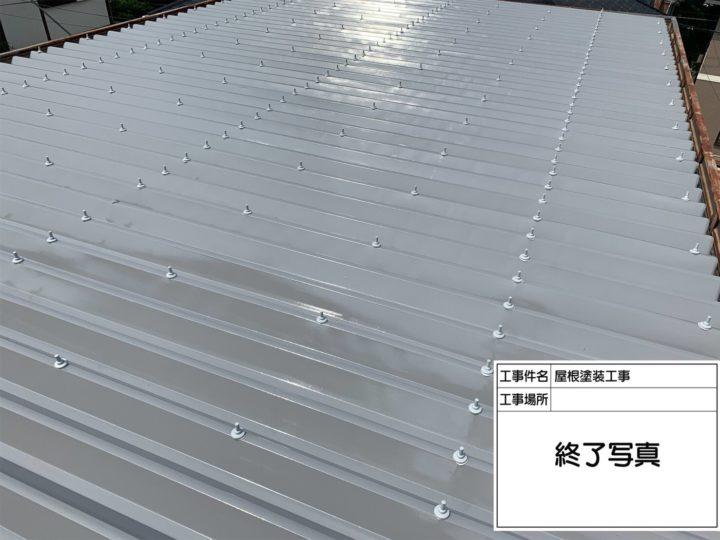 【市川市】屋根塗装・I様邸