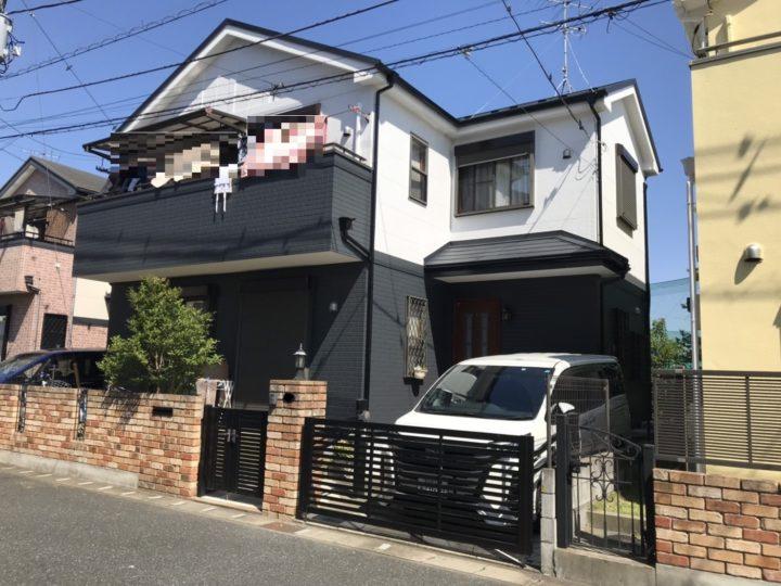 【市川市】外壁塗装・М様邸