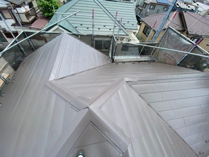 【松戸市】屋根葺き替え工事・K様邸