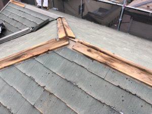 柏市 屋根葺き替え