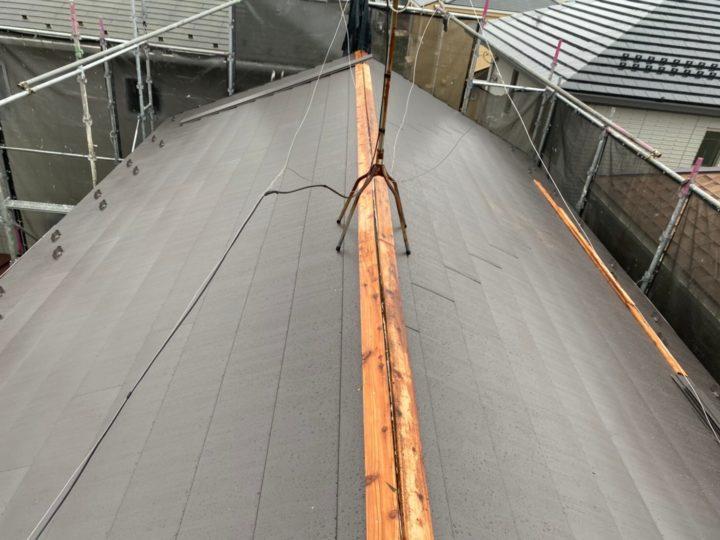 屋根葺き替え工事⑥