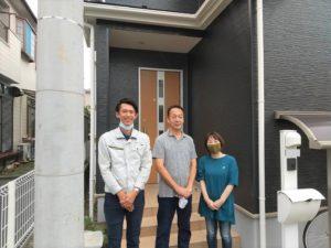 【三郷市】外壁塗装・J様邸