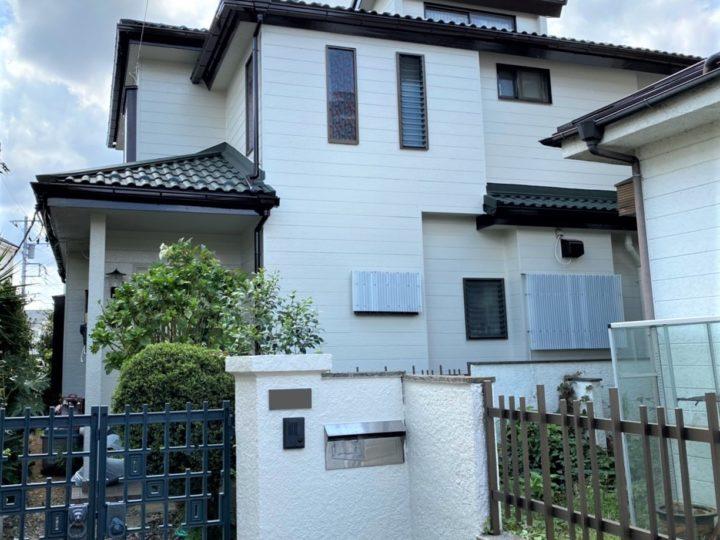 【松戸市】外壁塗装・W様邸