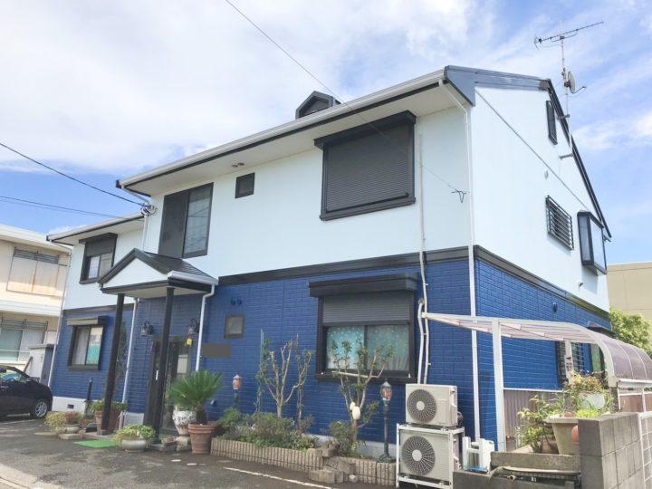【松戸市】外壁塗装・Eコーポ様