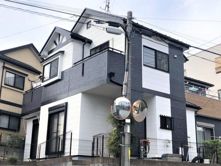 【松戸市】外壁塗装・A様邸