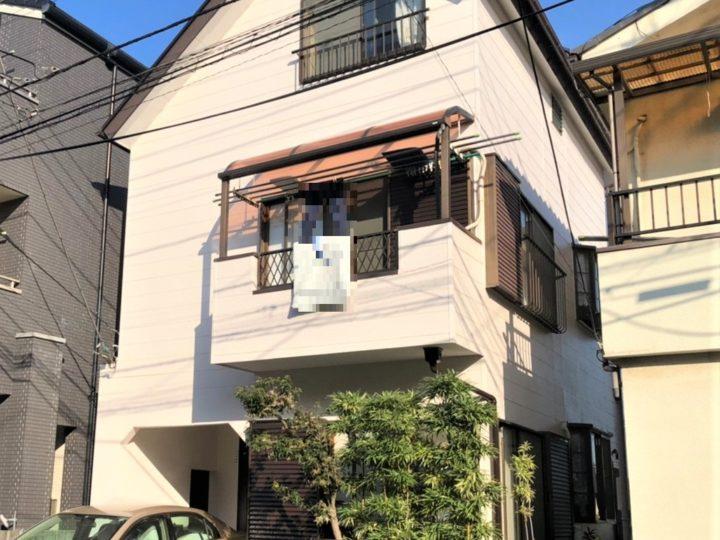 【鎌ケ谷市】外壁塗装・M様邸