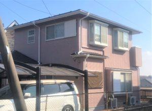 【柏市】外壁塗装・O様邸