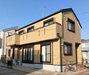 【市川市】外壁塗装・K様邸