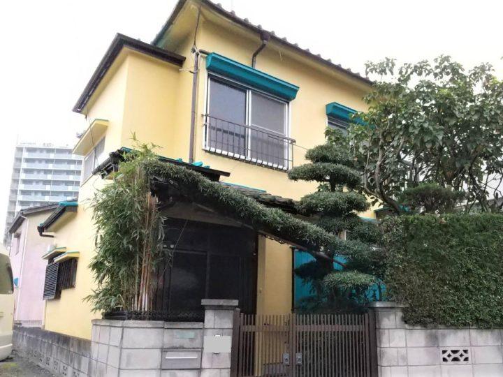 【足立区】外壁塗装・N様邸
