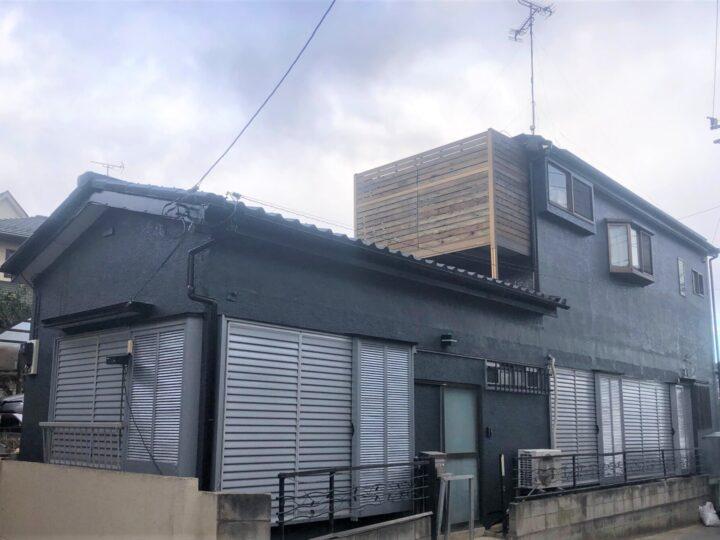 【柏市】外壁塗装・K様邸