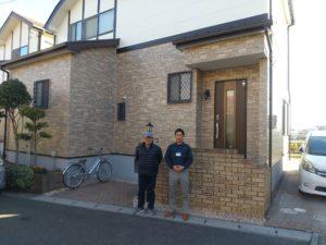 【松戸市】外壁塗装・F様邸