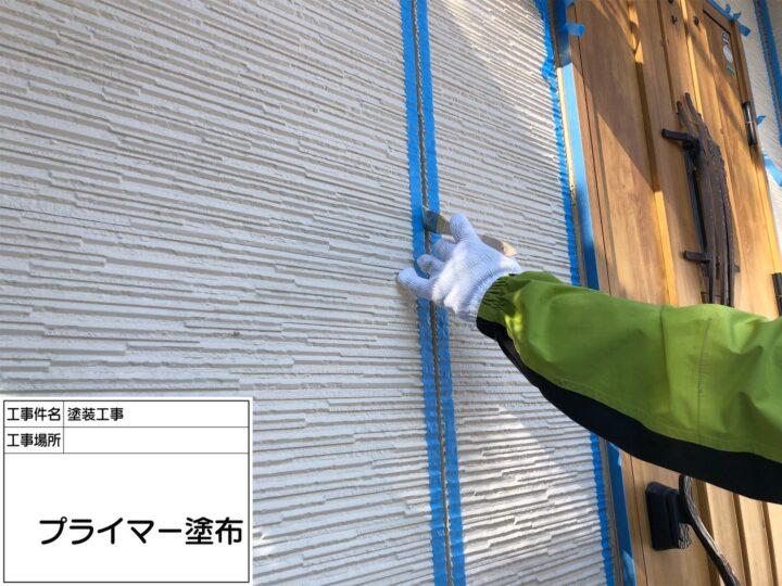 コーキング打替(サッシ)③