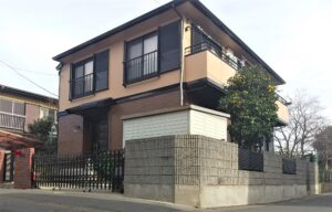 【松戸市】外壁塗装・E様邸