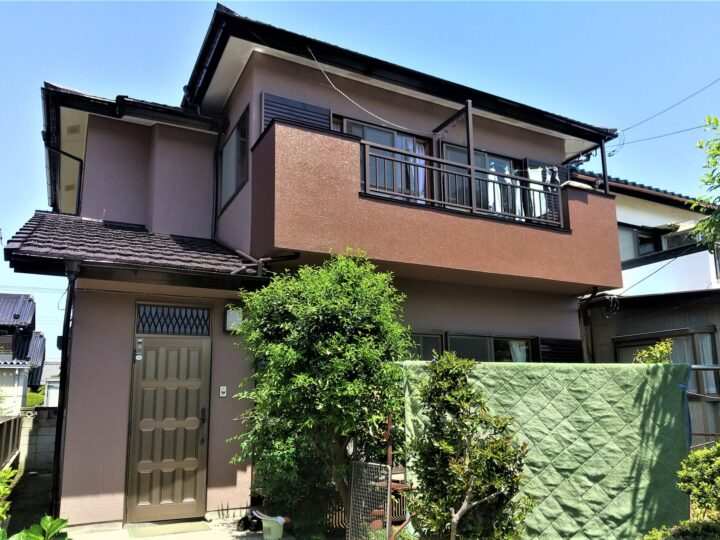 【松戸市】外壁塗装・T様邸