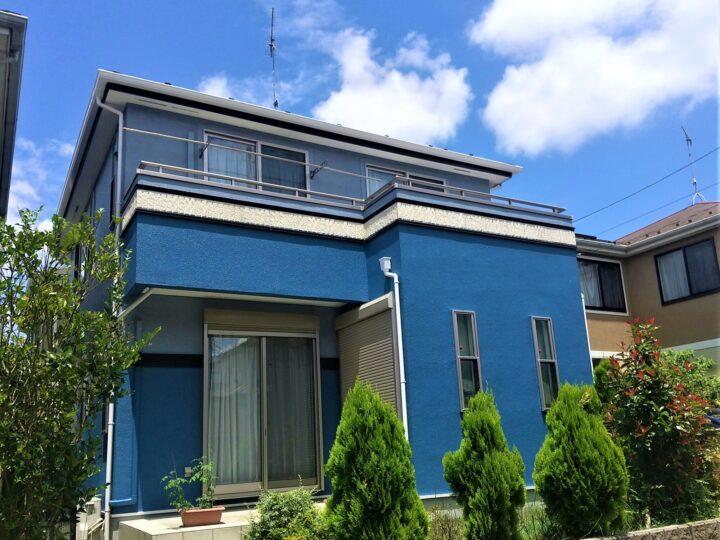 【柏市】外壁塗装・N様邸