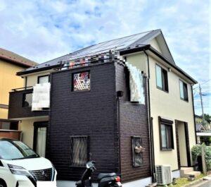 【松戸市】外壁塗装・O様邸