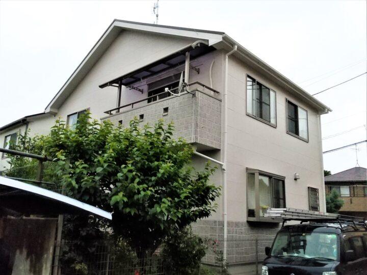【船橋市】外壁塗装・I様邸
