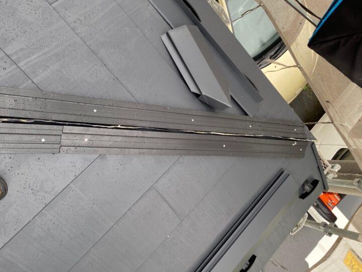 屋根葺き替え工事⑪