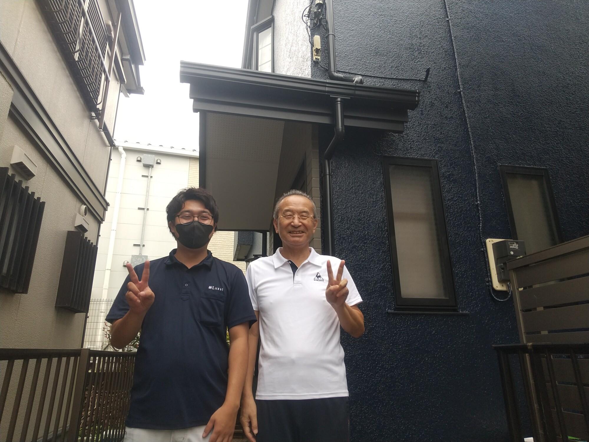 【松戸市】外壁塗装・N様邸