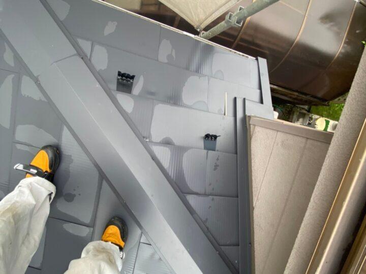 屋根葺き替え工事⑫