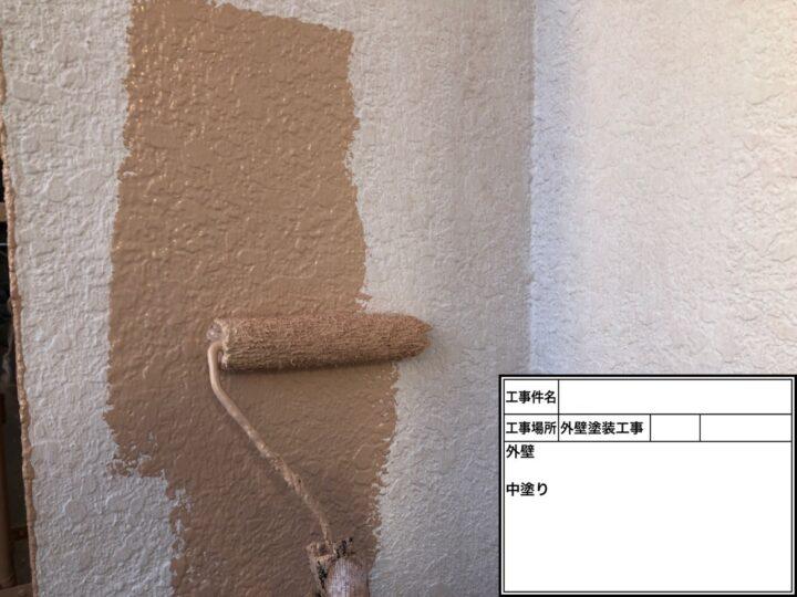 外壁塗装⑧