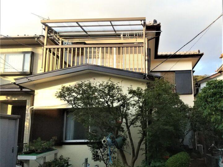 【市川市】外壁塗装・H様邸