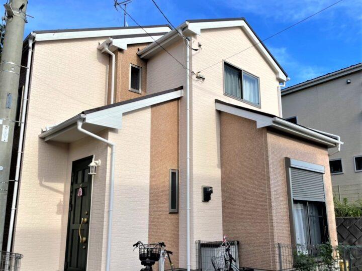 【船橋市】外壁塗装・S様邸