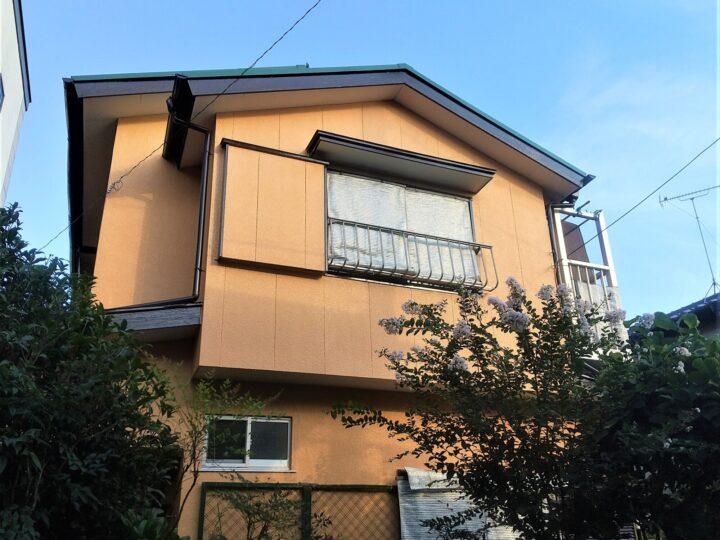 【鎌ヶ谷市】外壁塗装・N様邸