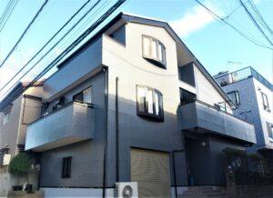 【鎌ヶ谷市】外壁塗装・M様邸