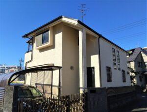 【松戸市】外壁塗装・S様邸