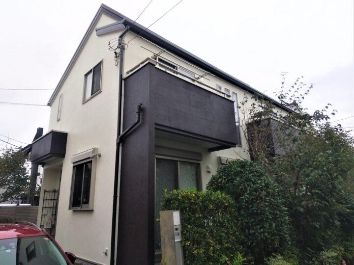【松戸市】外壁塗装・I様邸